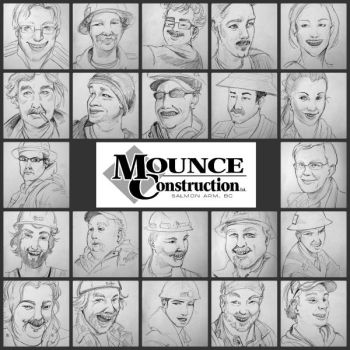 The Who's Who of Mounce Construction